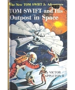 Tom Swift and His Outpost in Space (1955, Hardback) - $14.95