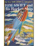 Tom Swift and His Rocket Ship (1954, Hardback) - $16.95