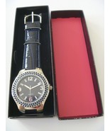 Avon Ladies Quartz Wrist Watch with Blue Band - $9.99