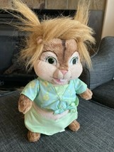 Build A Bear BAB Alvin and The Chipmunks Eleanor Chipwrecked 2011 9 inch - $14.80