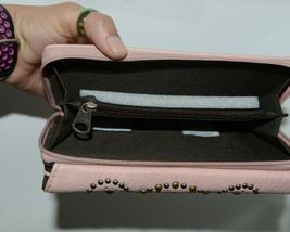 Montana West Collection MW678G 8284 Medium Faux Leather Pink Conceal Carry Purse image 7