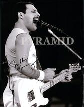 FREDDIE MERCURY  Authentic Autographed Hand Signed 8X10 Photo w/COA 703 - $365.00