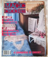 Magic Crochet -- Back Issue, June 1990, Number ... - $5.00