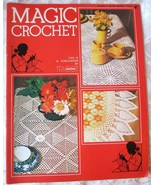 Magic Crochet Tricot Selection #3 -- Back Issue, Vintage Crochet Magazin... - $5.00