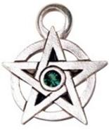 Jewelled Pentagram - $24.00