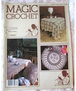 Magic Crochet Tricot Selection #17 -- Back Issue, Vintage Crochet Magazi... - $5.00
