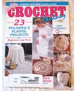 Crochet Fantasy Magazine #77 -- Back Issue, Aug... - $5.00