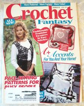 Crochet Fantasy Magazine #98 -- Back Issue, April, 1995, Volume 14, Numb... - $5.00
