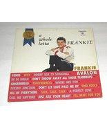 Frankie Avalon|All Whole Lotta Frankie|LP|Vinyl Record (4485) [Vinyl] Fr... - $20.99