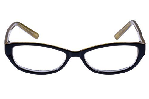"""Magnivision Fashion Readers +1.00 """"Lola"""" Hand-Crafted Frames - $14.88"""