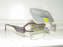 Foster Grant Fashion Reading Glasses +2.25 - $9.00