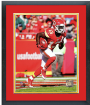 De'Anthony Thomas 2014 Kansas City Chiefs - 11 x14 Team Logo Matted/Fram... - $836,92 MXN