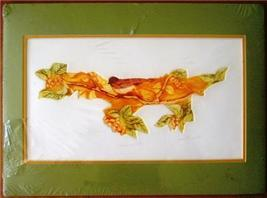 "HAND SIGNED JOAN PURCELL ""CHICK A DEE"" AQUATINT PRINT - $64.96"