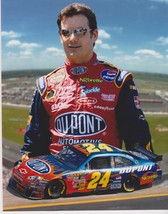 Jeff Gordon Vintage 11X14 Color NASCAR Memorabilia Photo - $14.95