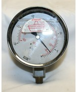 WIKA Liquid Filled Pressure Gauge – kPa and in. Hg kPa readings from -10... - $29.69