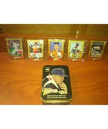 Cooperstown Collection Nolan Ryan Classic Embossed Metal Collector Cards! - $27.99