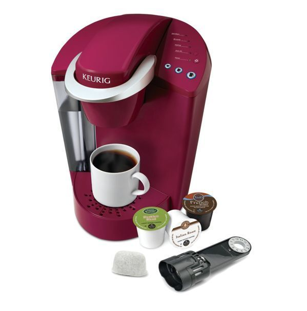 Keurig Single Cup Gourmet Coffee Brewing Machine Coffee Maker Quiet 3 Cup Sizes - Coffee Makers ...