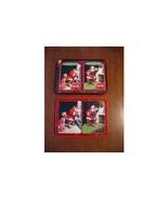 Coca-Cola Nostalgia Brand New Santa 2 decks playing cards Tin Christmas - $9.99