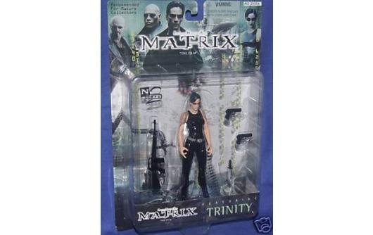 The Matrix TRINITY Warner Bros 1999 New RARE - $25.99