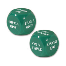 Beistle St Patrick Decision Dice Game- Pack of 12 - $38.36
