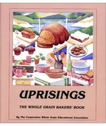 Uprisings: The Whole Grain Bakers Book [Paperback] Cooperative Whole Gra... - $3.71