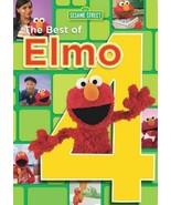 The Best Of Elmo  Vol 4  ( DVD ) - $2.75