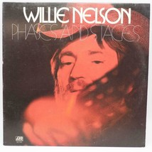 Vintage Willie Nelson Phases and Stages Record Album Vinyl LP NM - $19.79