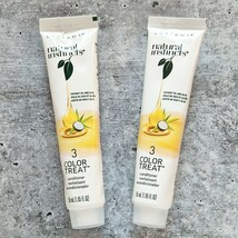 Lot of 2 Clairol Natural Instincts Step 3 Color Treat Conditioner - $14.84
