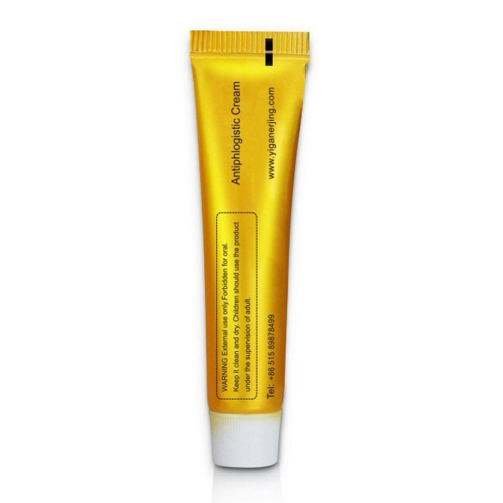 Herbal Material Skin Psoriasis Cream Dermatitis Eczematoid Eczema Ointment Treat