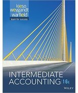 Intermediate Accounting 16th Edition (Instant  ... - $1.48