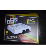 RetroN 1 NES System Nintendo Game Console 8 Bit Top Loader Original Game... - $15.99