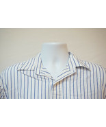 Polo Ralph Lauren Lightweight Button-Front Shirt, Excellent, Men's Lage ... - $13.24