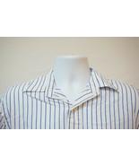 Polo Ralph Lauren Lightweight Button-Front Shirt, Excellent, Men's Lage ... - $13.24