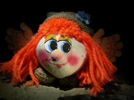 Rare! Russian House Spirit Domovoi Haunted Lucky Talisman Doll Izida No Djinn - $145.00