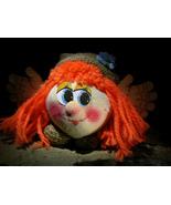 RARE! RUSSIAN HOUSE SPIRIT DOMOVOI Haunted Lucky Talisman Doll izida no ... - $111.00