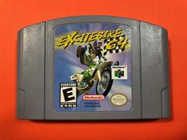 Excitebike 64 (N64 - Nintendo 64, 2000) - tested! - $9.46