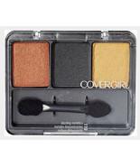 Covergirl Eye Shadow Trio Dazzling Metallics, smoky neutral full size 11... - €6,16 EUR
