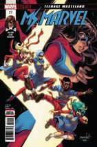 Ms Marvel #27 NM - $2.56