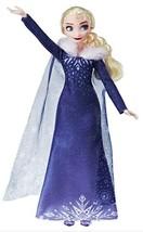Disney Frozen Olaf's Frozen Adventure ELSA Doll - Beautiful Cape & Gown NEW - $17.94