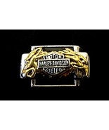 Men's Harley Davidson Emblem Ring - $90.00