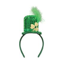 Beistle Leprechaun Hat Headband- Pack of 12 - $55.68