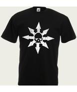 Warhammer  T-Shirt chaos star Symbol, Eagle  Geek T-shirt,  100% cotton,... - $25.00