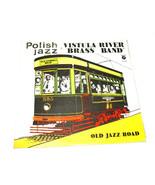 LP Vistula River Brass Band, Old Jazz Road (Muza) Polish Jazz, Near Mint... - $24.99