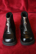 Circo Baby Black Boots - Size 8.5 - £5.36 GBP