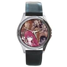 Hot New Akatsuki no Yona Manga Leather Watch Wristwatch - $12.00