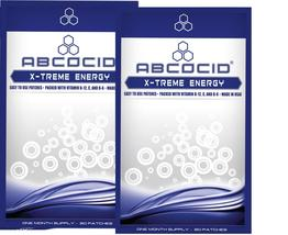 2 packs Abcocid Xtreme Energy Vitamin B12 Methy... - $29.99