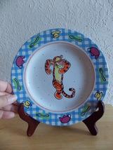 1997 Disney Tigger Dessert Plate - $15.00