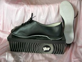 Size 10.5 Wide LG *NEW* Adult Tremaine Jazz dance shoe *Black* SRP $34 ~ - $22.99