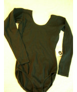*NWT* MA Long Sleeve Leotard for Dance & Exercise SRP $19.00 - $12.99