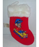 An American Tail 1986 Fievel Goes West McDonalds Christmas Stocking - $2.95